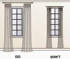 Snygga gardiner till vardagsrummet