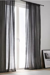 Vilka gardiner är moderna